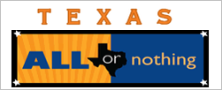 Texas(TX) All or Nothing Morning Number Association