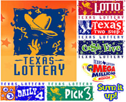 Texas Lottery Games