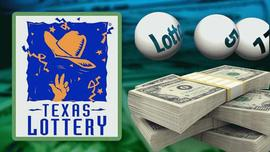 Texas Super Lotto Logo