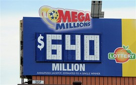 Texas Mega Millions Prizes and Odds